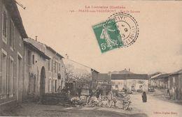 54 - PRAYE SOUS VAUDEMONT - Rue De Lavaux - Otros Municipios