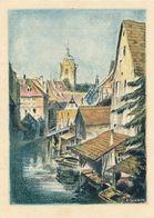 CPA GF (période 3ème Reich) -12308 68 - Kolmar  - D'après Lithographie De E.Schmitt-Envoi Gratuit - Colmar