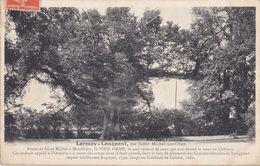 BAC19 - LORMOY LONGPONT EN ESSONNE  LE VIEIL ORME  ROUTE DE SAINT MICHEL A MONTLHERY   CPA CIRCULEE - Frankreich