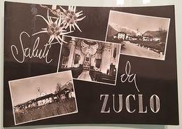 Saluti Da Zuclo (Trento). Vedutine. - Trento