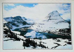 USA Montana The Glacier National Park    Années 80s - Etats-Unis