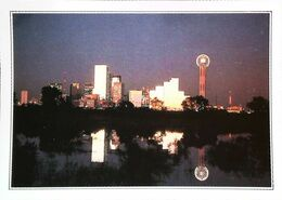 USA Dallas The Business District      Années 80s - Dallas
