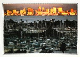 USA San Diego The Marina      Années 80s - San Diego