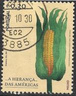Portugal – 2007 America Heritage 0,61 Used Stamp - 1910-... République