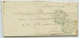 Esclavage . LAS 1848 Joseph France , Représentant De La Martinique , Militant Pour L'élection Du Futur Napoléon III . - Handtekening