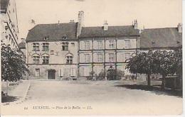20 / 7 / 362  - LUXEUIL  (70 )  PLACE  DE  LA  BAILLE - CPA - Luxeuil Les Bains