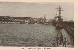 Cartolina - Postcard / Non Viaggiata - Unsent /  Reggio Calabria, Il Porto. - Reggio Calabria
