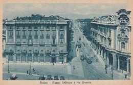 Cartolina - Postcard / Non Viaggiata - Unsent /  Torino, Piazza Solferino. - Places