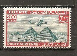 Egipto - Egypt. Nº Yvert  Aéreo-24 (MH/*) (defectuoso) - Luchtpost