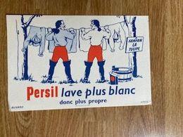 V P : Buvard :   Persil , Fanfan La  Tulipe - Löschblätter, Heftumschläge