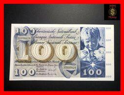 Switzerland  100 Francs  21.12.1961  P. 49  XF - Svizzera