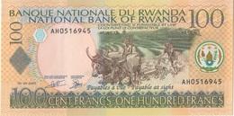 Rwanda : 100 Francs 2003 UNC - Rwanda