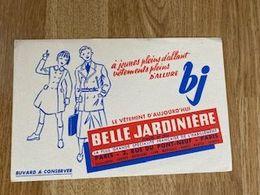 V P : Buvard :   Belle  Jardinière , Paris  , Angers, Bordeaux,lyon,nancy,marseille ,saintes,nantes - Löschblätter, Heftumschläge