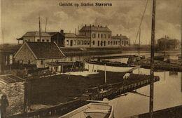 Stavoren // Gezicht Op Station 1921 - Stavoren