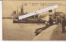 """ANTWERPEN-ANVERS""""SCHELDEZICHT-LEGPLAATS RED STAR LINE""""ALBERT - Antwerpen"""