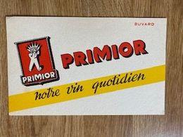 V P : Buvard : Primior - Löschblätter, Heftumschläge