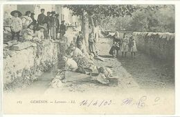 GEMENOS - Laveuses     (2203 ASO) - Autres Communes