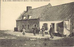 GRIS-NEZ (P. De C.) La Caserne Des Douane  -  E.S 2020 - Other Municipalities