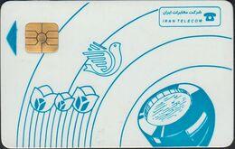 Iran - Telekom - Chip - Bird - Phone - Iran