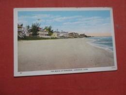 Beach At Varadero  Cardenas Cuba      Ref 4256 - Cuba