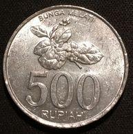 INDONESIE - INDONESIA - 500 RUPIAH 2003 - KM 67 - Aluminium - Indonésie