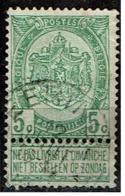 56  Obl  Beeringen  + 4 - 1893-1907 Wappen