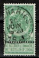56  Obl  Bléharies  + 8 - 1893-1907 Wappen