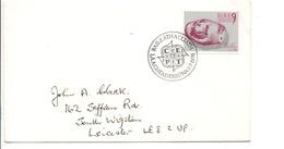 IRLANDE EIRE LETTRE FDC EUROPA 1976 - 1949-... Republic Of Ireland
