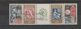 France Oblitéré  1964  N° 1417A  Exposition PHILATEC à Paris - Oblitérés