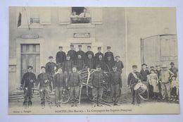 (KM13) Hortes (Hte-Marne), La Compagnie Des Sapeurs-Pompiers - Other Municipalities