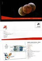 Portugal 2009 , Brochure , Pagela , Portugal Turkey , Astronomy , Madeira Fruits , Azores Biodiversity , Nuno Alveres Pe - Autres (àpd. 1941)
