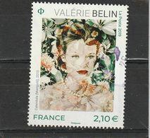 France Oblitéré  2019  N° 5301  Art.  Valérie Belin - France