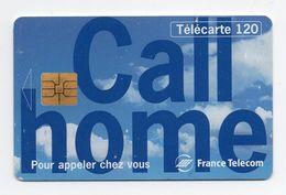 "Télécarte France Telecom "" Call Home"" - Telecom Operators"