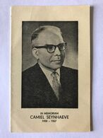 Senator BSP SEYNHAEVE Dadizele Ledegem Menen - Santini