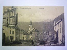 2020 - 6895  LUXEMBOURG  :  GRUSS Aus BELVAL   1912   XXX - Postcards
