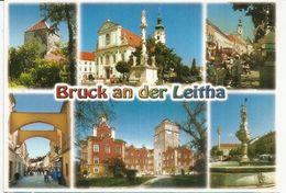 Prugg Castle In Bruck/Leitha - Powder Tower.   Mint Uncirculated Postcard Austria - Bruck An Der Leitha