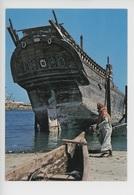 Asie : Sultanate Of Oman, Arab-Dhow (bateau) - Oman