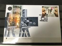Bosnië En Herzegovina / Bosnia - Postfris / MNH - FDC 125 Jaar Filmindustrie 2020 - Bosnia Erzegovina