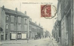 95 PIERRELAYE - RUE VICTOR HUGO - Pierrelaye