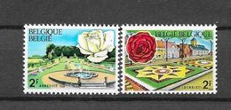België  1969 Y&T 1501/02 (**) - Unused Stamps