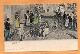 Capri Italy 1900 Postcard - Altre Città