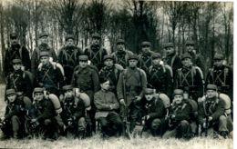 N°2171 R -carte Photo 67è Régiment Infanterie De Soissons - Régiments
