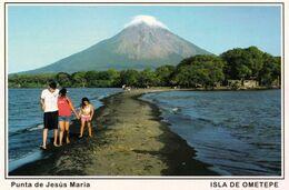 1 AK Nicaragua * Ometepe Eine Insel Im Nicaraguasee - Weltweit Die Größte Vulkanische Insel In Einem Süßwassersee * - Nicaragua