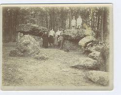 Dolmen Bois De Chaville Meudon 1923 - Plaatsen