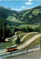 Kehren Der Umbrailstrasse Mit Blick Gegen Münstertal, Ofenpass (30-611) * 1. 9. 1971 - GR Grisons