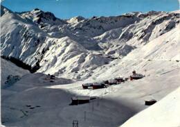 Selva Und Tschamutt/GR Mit Piz Badus (2933) * 8. 4. 1969 - GR Grisons