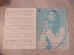1970 SHEILA REVIENS JE T AIME - Musica & Strumenti