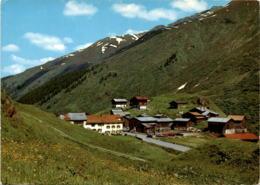 Tschamutt Am Oberalp-Pass - Hotel Rheinquelle (5499) * 21. 10. 1974 - GR Grisons