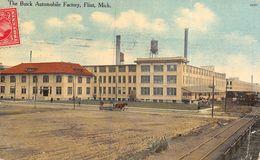 20-9592 : THE BUICK AUTOMOBILE FACTORY. FLINT - Flint