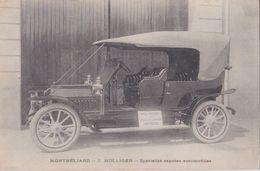 J.HOLLIGER: Spécialité Capotes Automobiles - Montbéliard